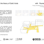 DCG lecture: Towards the theory of Solid Voids with Rusne Sileryte